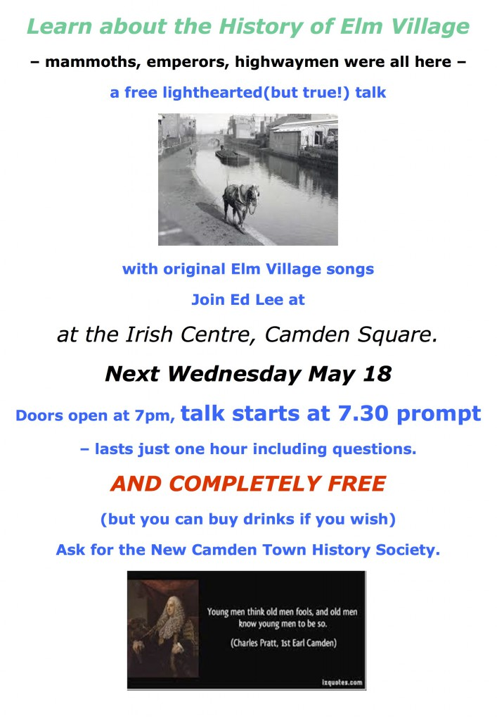 Learn about the History of Elm Village